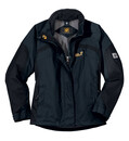Jack Wolfskin Topaz Jacket Women shadow black